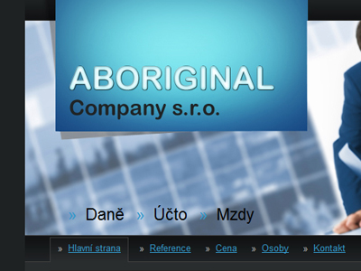Website for Aboriginal Company